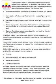 membership form pg 1
