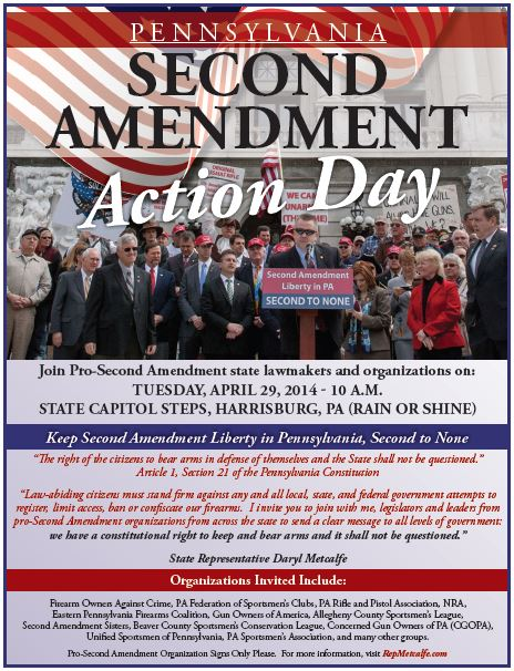 2nd Amendment Flyer